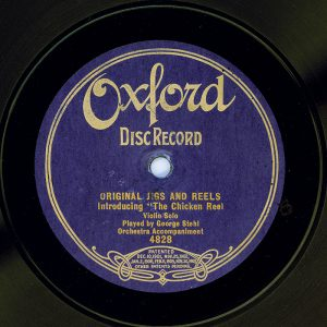 Original Jigs and Reels record label