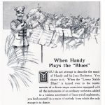 Handy's Orchestra ad