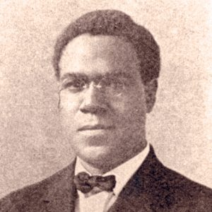 J. W. Work of the Fisk University Jubilee Quartet