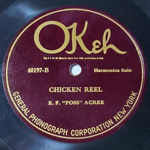 Chicken Reel by E.F.