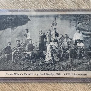 Jimmie Wilson's Catfish String Band