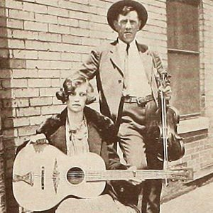 Rosa Lee and Fiddlin' John Carson